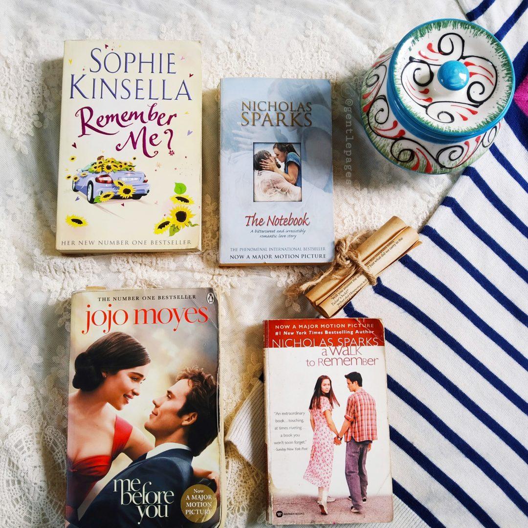 Best 4 Romance novels