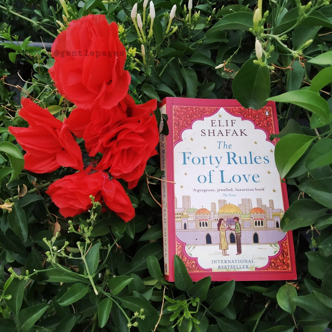 The 40 rules of love - Book review